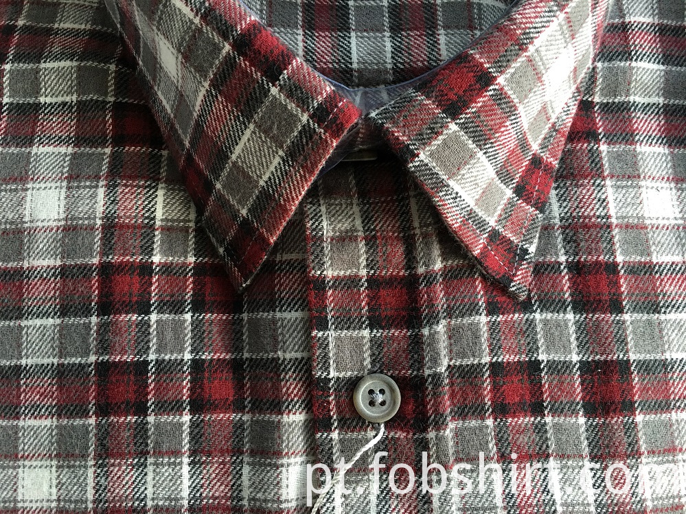 Mens Cotton Flannel Shirts
