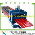 hebei xinnuo 840 step tile aluminium roofing sheets machines prices   hebei xinnuo 840  colore step tile aluminium roofing sheets machines prices      china manufacturer 1. the advantage of Glazed Tile Roll Forming Machine china