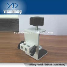 Maßgeschneiderte hochwertige Stahl G Form Nachttisch Tischhalter Klemme einstellbar