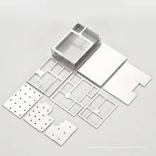 Blindaje de rf de caja de PCB de aluminio de metal de estampado personalizado