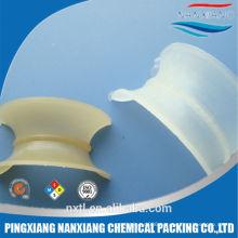 Plastic Super Intalox Saddle for alkali-Chloride industry (pp pvc .pe pvdf pvf)