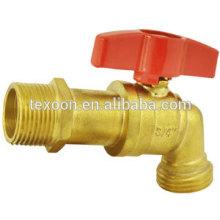 brass valve faucet and flanges hose bibbs