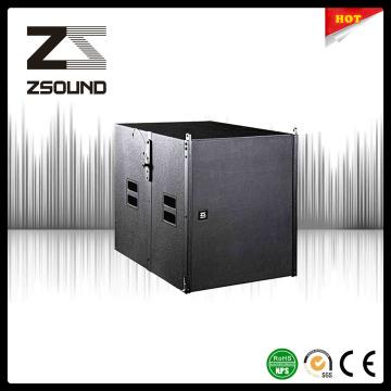 Zsound La110p Woofer subsonique actif auto-alimenté