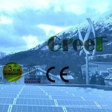 Home Wind Solar Hybrid Power System for Home and Farm Use