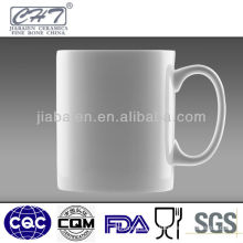 Eco promotion fine bone china /porcelain/ bone china mug