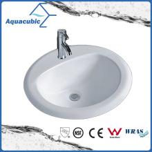 Bathroom Basin Above Counter Ceramic Sink (ACB005)