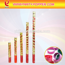 Factory Price Make Large Confetti Cannon and Party Popper for Decoration