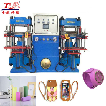 Automatik Double Head Silicone Product Hydraulic Machine