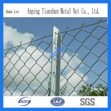 Цепь ссылка забор (безопасность забор фабрики)