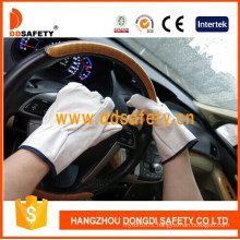 Ddsafety Pig Grain Leather Motorcycle Driver Gloves