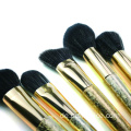 12PC Luxus Gold Make-up Pinsel Sammlung