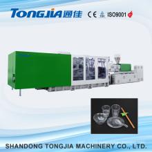 Tongjia Brand Servo Motor Different Models Injection Molding Machine Making Tableware/ Plastic Item