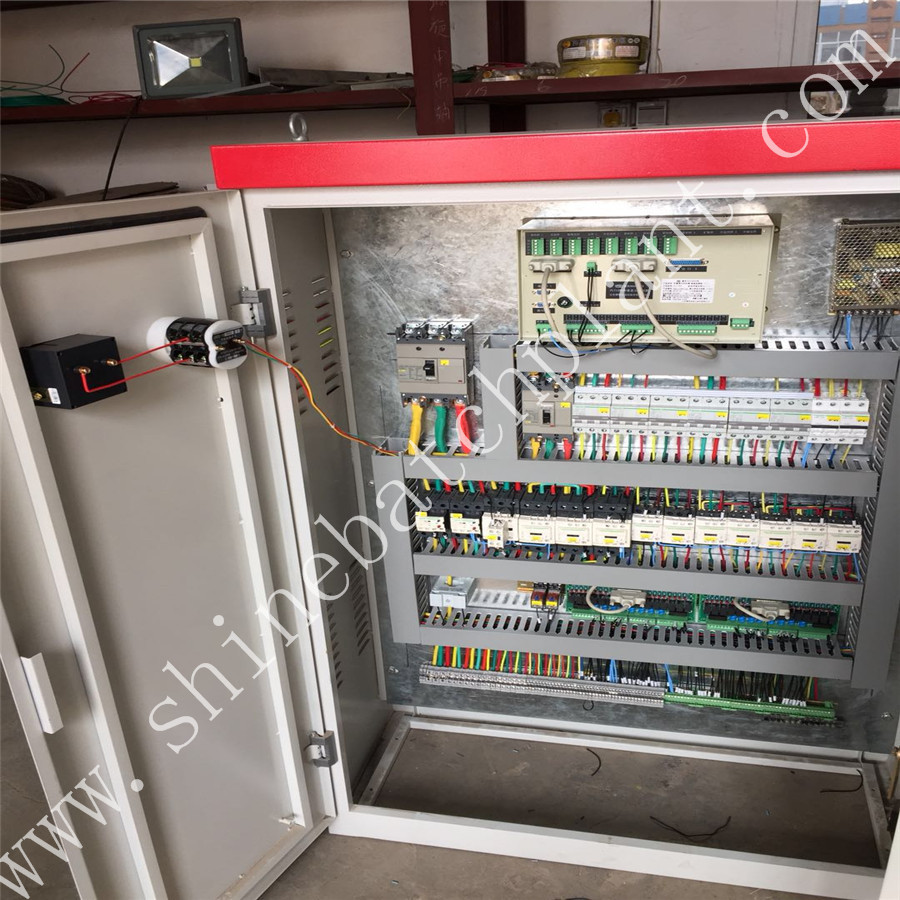 Control System Mobile Plant