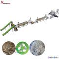 PP PE Kunststofffolien-Waschmaschinenlinie
