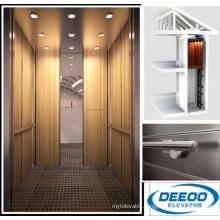 Machine Room Gearless Drive Passenger Elevator