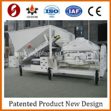 Small Cement Plant, Mobile Concrete Batching Plant, Mini Cement Plant