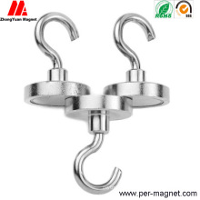 Strong Fixtures Made of Sinteing NdFeB Permanent Magnet