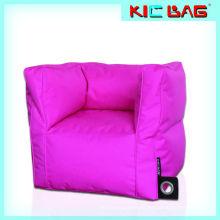 Confort bolsa de frijol de sofá de sala de estar impermeable para niños adultos