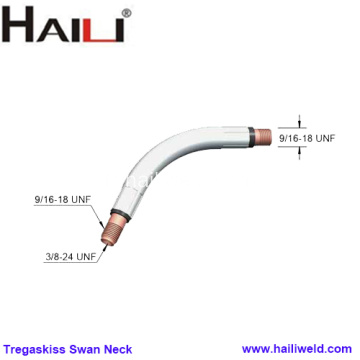 Tregaskiss 405-45 Goose Neck 45 Bent