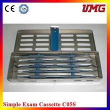Стоматологическая аппаратура поставки Стоматологическая стерилизационная коробка / кассета