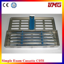 Zahnchirurgische Instrumente Dental Sterilisationskassette