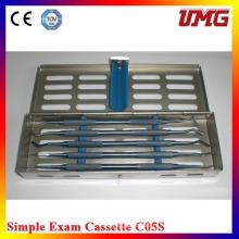Стоматологические хирургические инструменты Стоматологическая стерилизационная кассета
