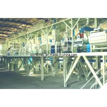 120 Ton pro Tag Weizenmehl Fräsmaschine (für Kuchenbrot und Nudelmehl)