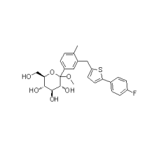 Offer Canagliflozin Intermediates CAS 1030825-21-8 In Stock