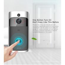 Hotsale extérieur domestique IP faible puissance sans fil 720 p vidéo téléphone caméra wifi intelligent sonnette