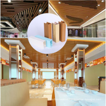Cheap price 50x90mm interior ceiling films ceiling panels interior ceiling cladding interior decorative