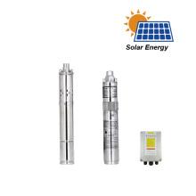 DC солнечный водяной насос для глубокой скважины / орошения / сельского хозяйства