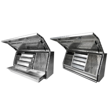 General Storage Aluminium Truck-Tool-Box