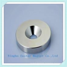 N45 Ring NdFeB Magnet for Speaker