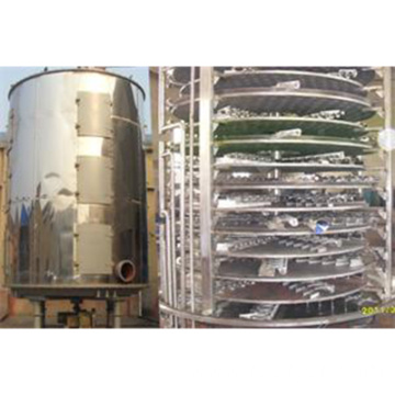 Continue Plate Dryer for Drying Fumaric Acid