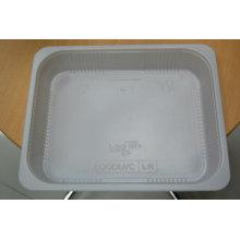 Blasen-pp. Plastikwegwerfbehälter für Keks, Blasen-Behälter