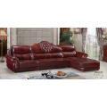 Nueva llegada de muebles de sala de estar, sofá antiguo de estilo Europa (A840)