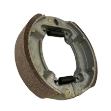 Hot sale motorcycle brake pad shoes price for GP1 125/VENUS 115 R/ CRYPTON/FS 80