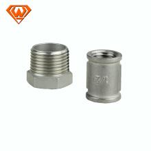 Grado alimenticio de los accesorios de tubería del acero inoxidable