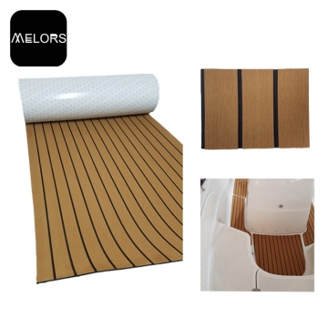 Faux Teak Synthetic EVA Foam Boat Flooring Sheet
