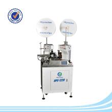 Machine de sertissage automatique à découpage de fil, machine à sertir électronique