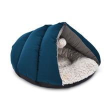 Factory Wholesale Price Canvas Fabric And Pp Cotton Modern Portable Fashion Dog Bed