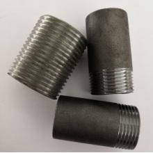 Carbon Steel Branch Nipple Black