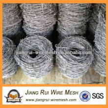 galvanized barbed wire(China manufacturer)