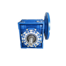 speed reducer FECO  aluminum worm gear box nmrv 130 ratio 50  NMRV063 worm gearbox
