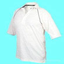 2015 Мужчины равнине пустой дизайн крикет одежда