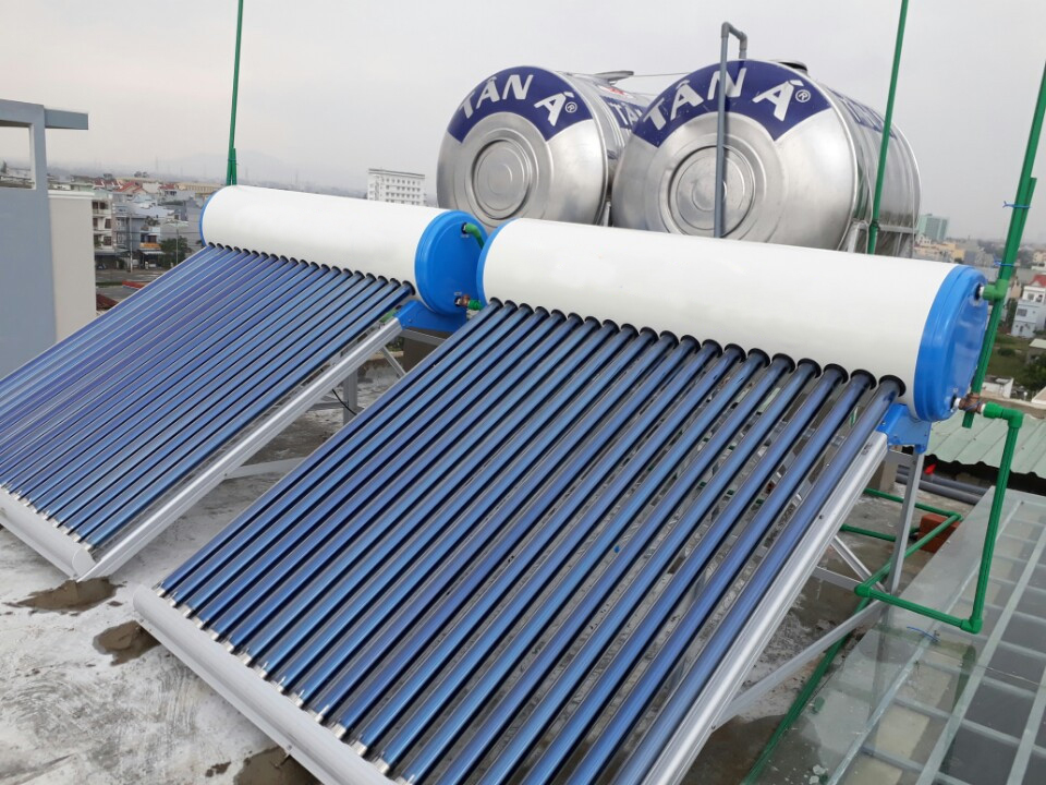 European Solar Water Heater