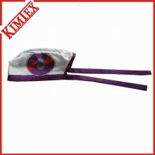 Baumwolle bedruckte medizinische Chirurg-Kappe für Förderung