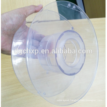 clear plastic thread spools for 1kg 3d printer filament