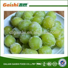 IQF frozen grapes