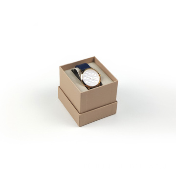 Luxury Watch Paper Packing Box Dengan Insert Holder